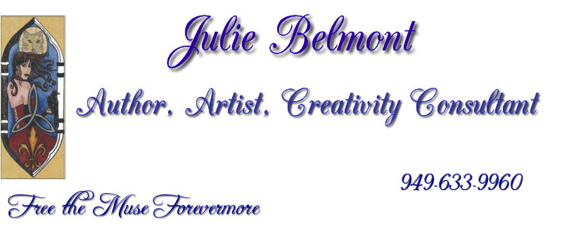 Julie Belmont Creativity Consultant                 949-633-9960